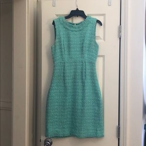 kate spade tweed sheath dress size 0